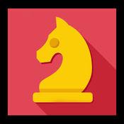 国际象棋特级大师棋盘游戏。学中玩国际象棋多人与朋友 1