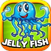 果冻鱼游戏 - Jelly Fish Game 1.1