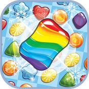 果冻冷冻疯狂的比赛3益智:冰淇淋机免费游戏 1