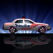 美国警车公路赛...