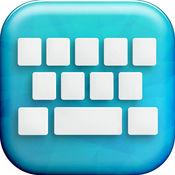 最好的 键盘 主题 同 五颜六色 背景, 表情符号 和 字体 自