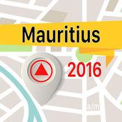毛里求斯 离线地图导航和指南 1