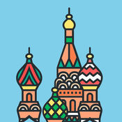 莫斯科 2017 — 离线地图和导航 2