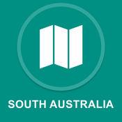 南澳大利亚 : 离线GPS导航 1