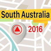 South Australia 离线地图导航和指南 1
