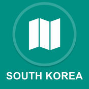 韩国 : 离线GPS导航 1