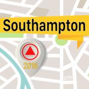 南安普敦 离线地图导航和指南 1