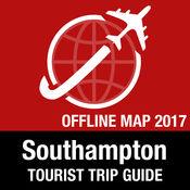南安普敦 旅游指南+离线地图 1