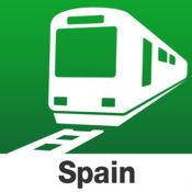 西班牙 Transit - 巴萨,马德里 by NAVITIME