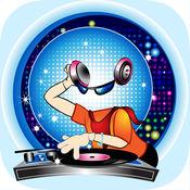DJ舞台照片展台 - 成了真棒贴最大的DJ和编辑图片 1