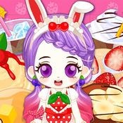 熊猫博士下厨房:小公主做饭做菜游戏 0.0.1