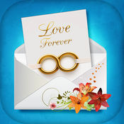 邀请卡制作者 - 创建习俗电子贺卡对于婚礼当天要么生日派
