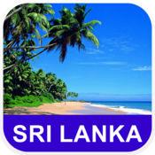 斯里兰卡 离线地图 - PLACE STARS v1.1