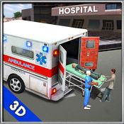 救护车救援驱动2...