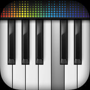 钢琴键盘 - 微小...
