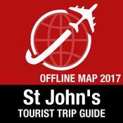 St John's 旅游指南+离线地图 1