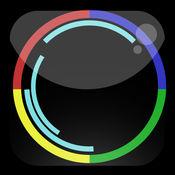 疯狂旋转的圆圈 - 挑战活命游戏 1.1
