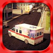救护车模拟器3D...