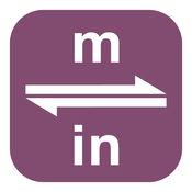 米换算为英寸 | m换算为in 3.0.0