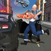 城市警察监狱值班犯罪运输模拟器 1
