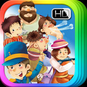 六个大能人 - 睡前 童话 动画 故事 iBigToy 19.1