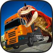 越野 Dino 运输卡车 & 飞行模拟器 1.1