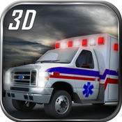 城市救護車救援任務遊戲:911模擬器 2