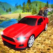 GT山汽车驾驶的sim 1