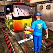 TukTuk机械师车间3D