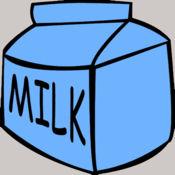 不要洒了牛奶...