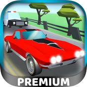 涡轮增压汽车3D道奇游戏 - 专业版 1