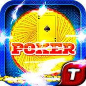 扑克 视频 Turbo King Fire Fast Video Poker Offline Fre