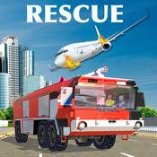 911飞机紧急救援Sim 3d 1