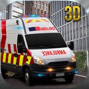 911救护车救援应急交通驾驶2016年 1