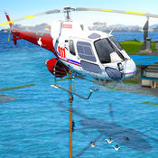 911救护车救护车救援直升机模拟器3D游戏 1.1