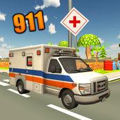 911救护车模拟器3D 2.1