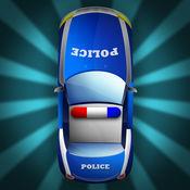 涡轮增压警车公路赛促 - 顶级的虚拟摩托车赛车游戏
