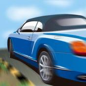 Turbo Speed - 在公路拉力赛快高速赛车