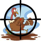 火鸡狩猎狙击手射击游戏