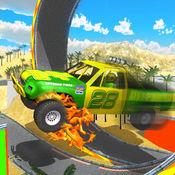 越野3D怪物卡车模拟
