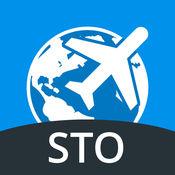 斯德哥尔摩旅游指南与离线地图