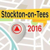 Stockton on Tees 离线地图导航和指南
