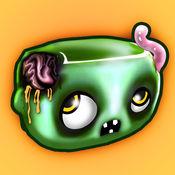 Crossy僵尸 - 怪物路口街机游戏!