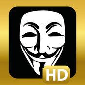 高清壁纸匿名黑客 1.1