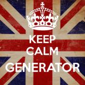 Keep calm and carry on - 造物主发电机