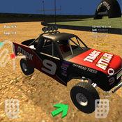 越野 污垢 賽跑 3D -  4x4 Off Road SUV Lap Simulator 1.