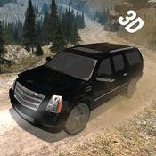 4 × 4 越野凯雷德驾驶-豪华模拟器 3D 1