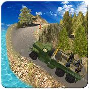 越野 军事 卡车 司机: 军队 吉普车 主动
