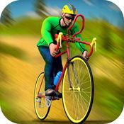 自行車車手摩托赛车游戏狂野自行车飙车