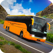 OffRoad Tourist Coach Bus Simulator : 山上司機17